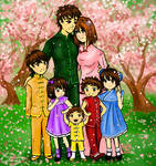 Li Family Portrait