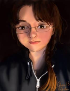 Derptastic Self Portrait