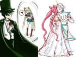 Sailor Moon Doodles