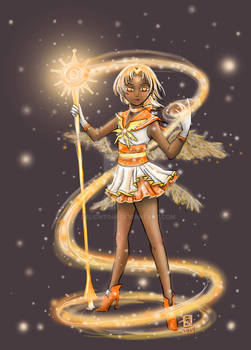 Sailor Sol Star -Contest Entry-