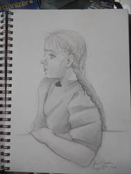 Sketch of Regina by Delight046