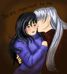 You Are Important To Me...