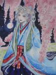Queen Serenity's Hanami