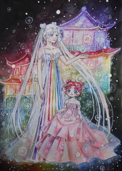 Hope from Sagittarius Zero Star Nebula