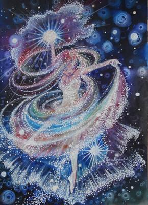 Galaxy's Twirl