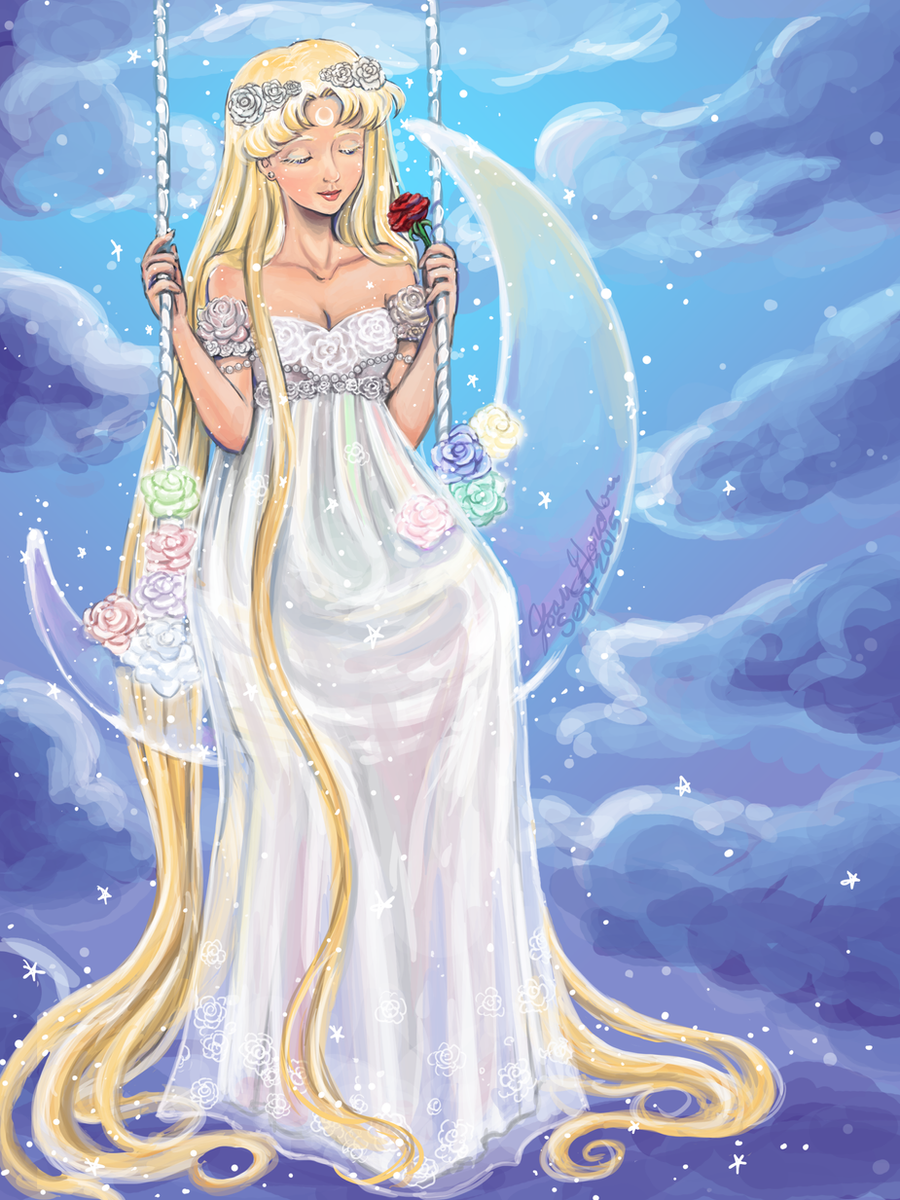 princess serenity and - photo #27