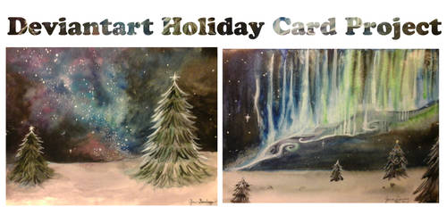 Holiday Card Project 2015