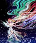 Nebula Angel by Delight046