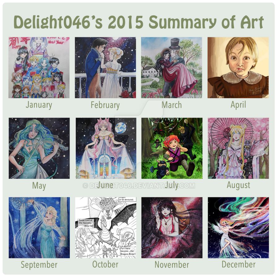 2015 Summary of Art by Delight046