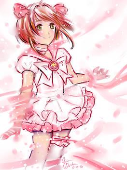 Doodle: Sailor Sakura