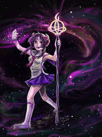 Black Sheep Saturn by Delight046