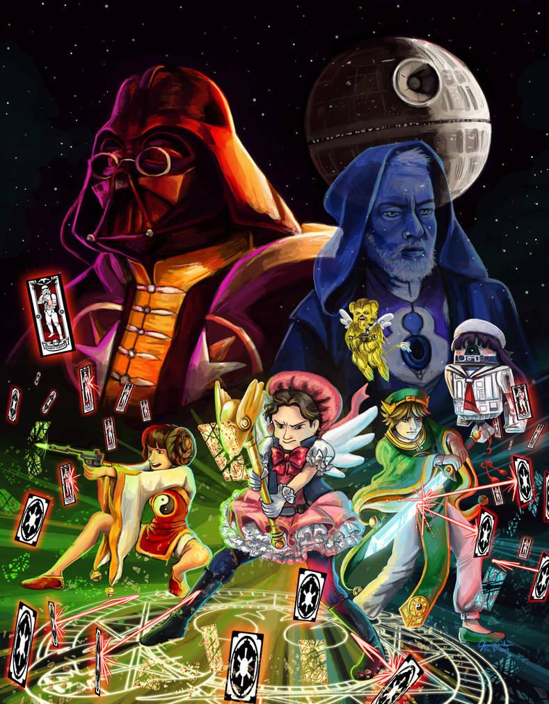 CardCaptor Han Solo by Delight046