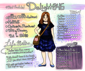 Meet The Artist: Delight046