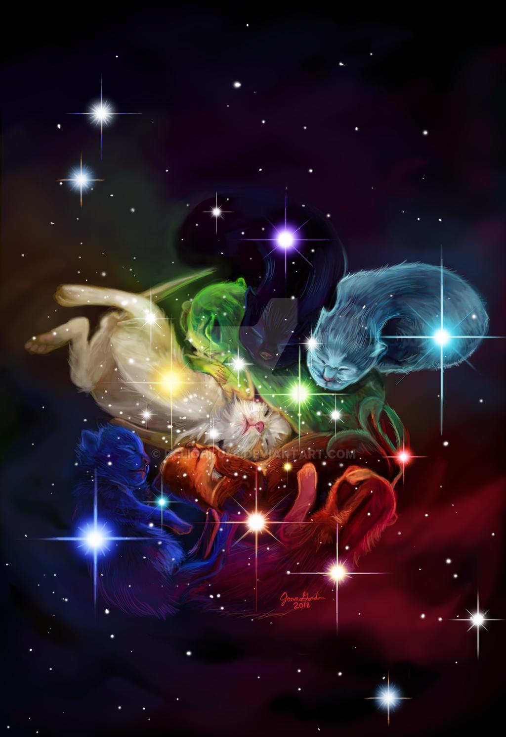 Kindle Nebula by Delight046