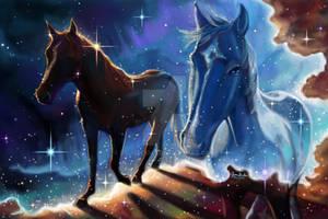 Horse Canter Nebula