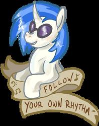 follow your own rhythm