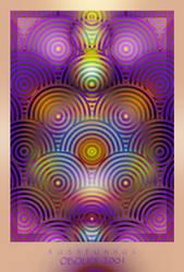 wall art 1222 - Geometry 1 by oboudiart
