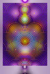 wall art 1223 - Geometry 1 by oboudiart