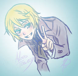 Alois trancy by maito14
