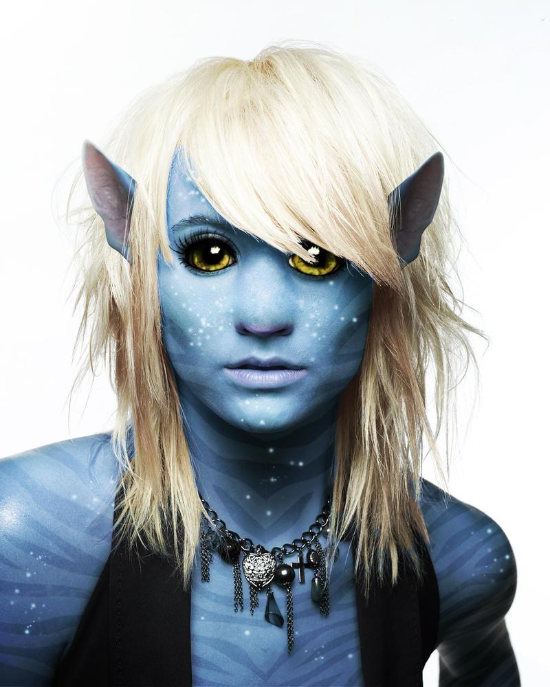 Female avatar manip by fraxerds3 on deviantart for Deviantart vrchat avatars