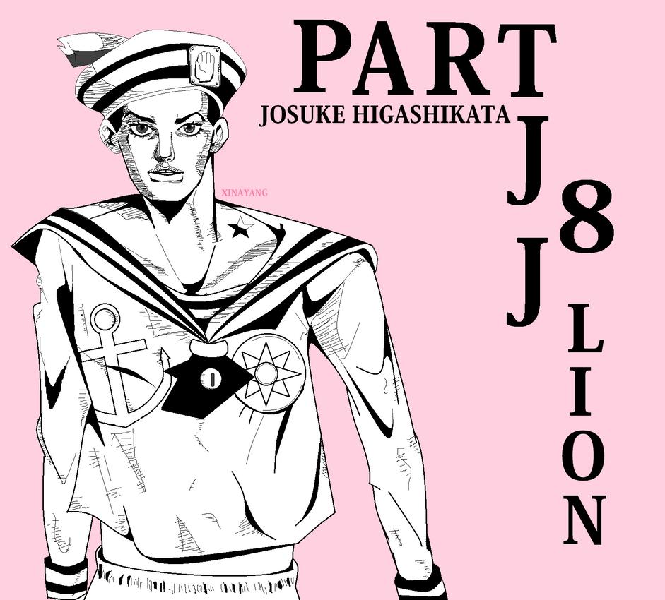 Josuke Higashikata JOJOLION [FanArt] By Xinayang On DeviantArt