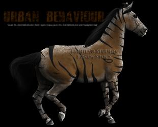 URBAN BEHAVIOUR by TrickshowBanshee