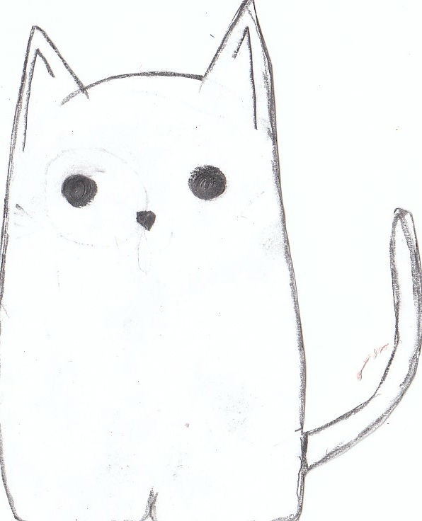 Chibi Cat Base Chibi Cat Base by Artsygirl12