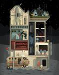 Moon Base (Halloween Edition)