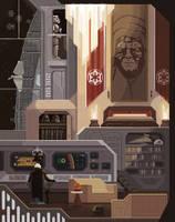Scene #16: 'Imperial News' by octavinavarro