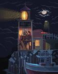 Scene #34: 'Lighthouse'