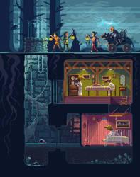 Scene #39: 'Home of the Lost Kids'