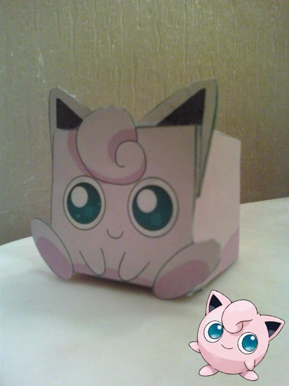 Origami Jigglypuff 7236988 Airhumidifierfo
