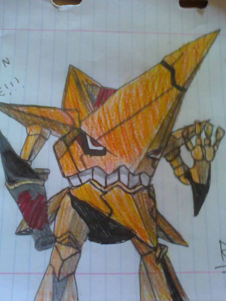 Drawing: King Kittan by rubenimus21