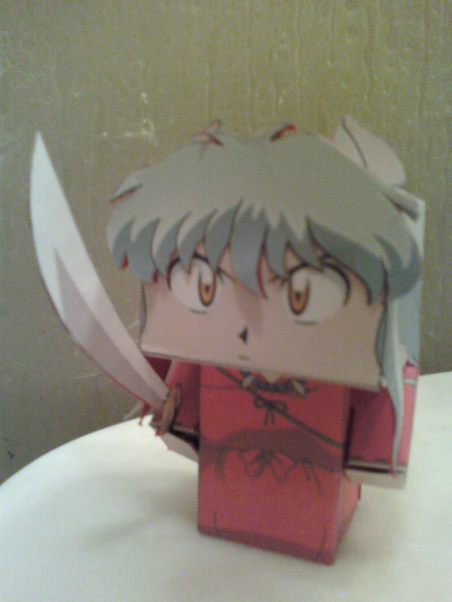 Inuyasha Cubee Finished by rubenimus21