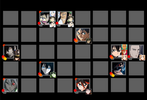 Anime Game VS Mode Character Select (Beta) by rubenimus21