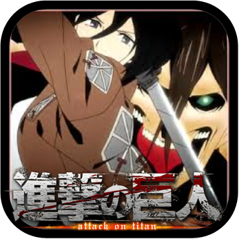 Icon - Shingeki no Kyojin by rubenimus21