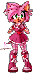 Think Pink! by GhostlyHarmony