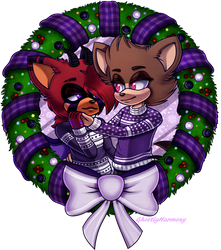 Gaudy Christmas Sweaters by GhostlyHarmony