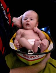 ~The Littlest Fireman~