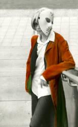 Aph: The Killer in Orange by elliluna