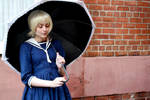 APH: Little Sailor Girl by elliluna