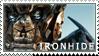 Ironhide stamp lol