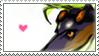 Spiralchasm stamp by 00X181-033-4-9953XX3