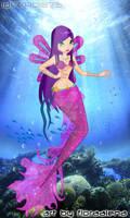 Lovely mermaid