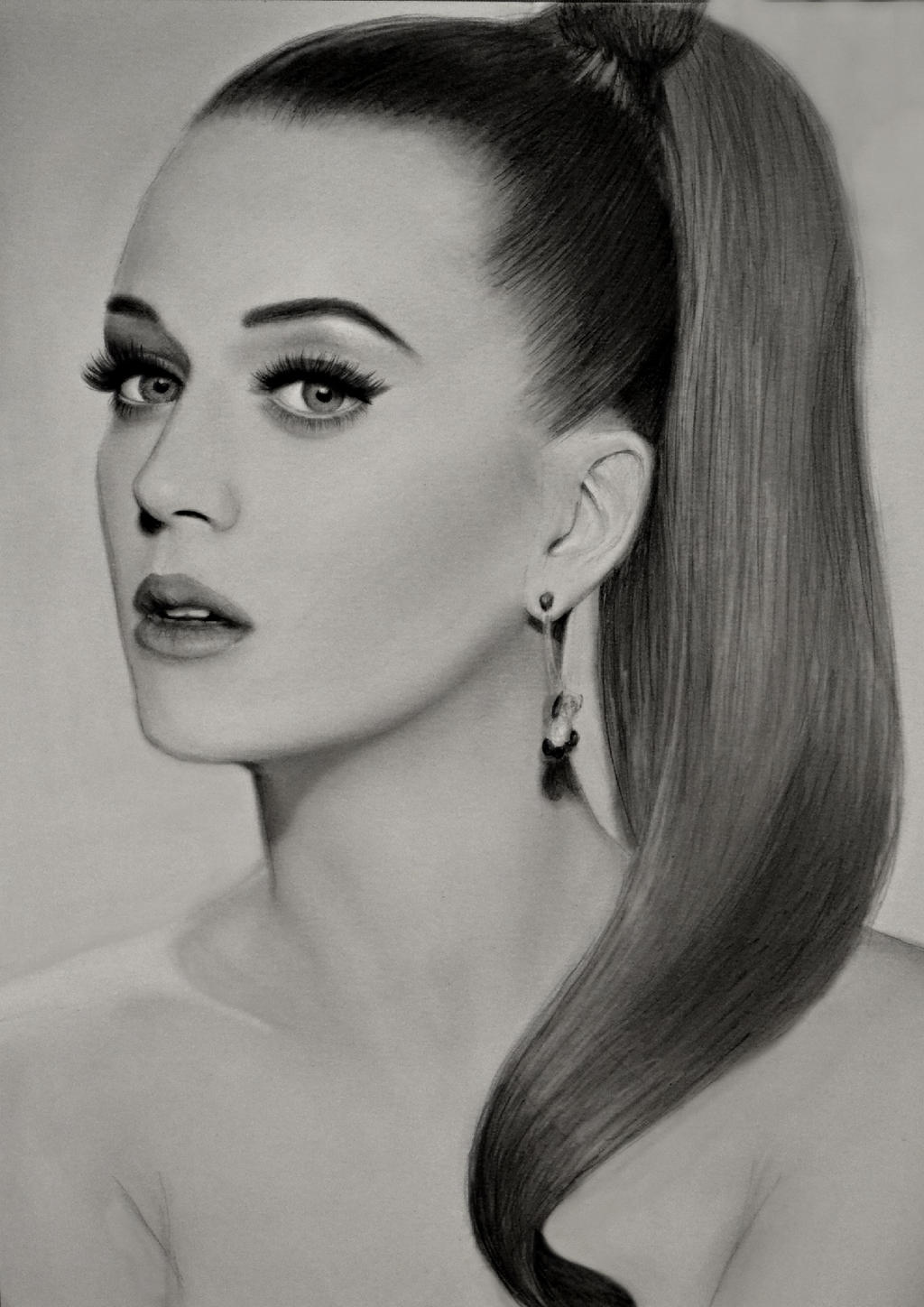 Uncategorized Katy Perry Sketch katy perry by sherleck on deviantart sherleck