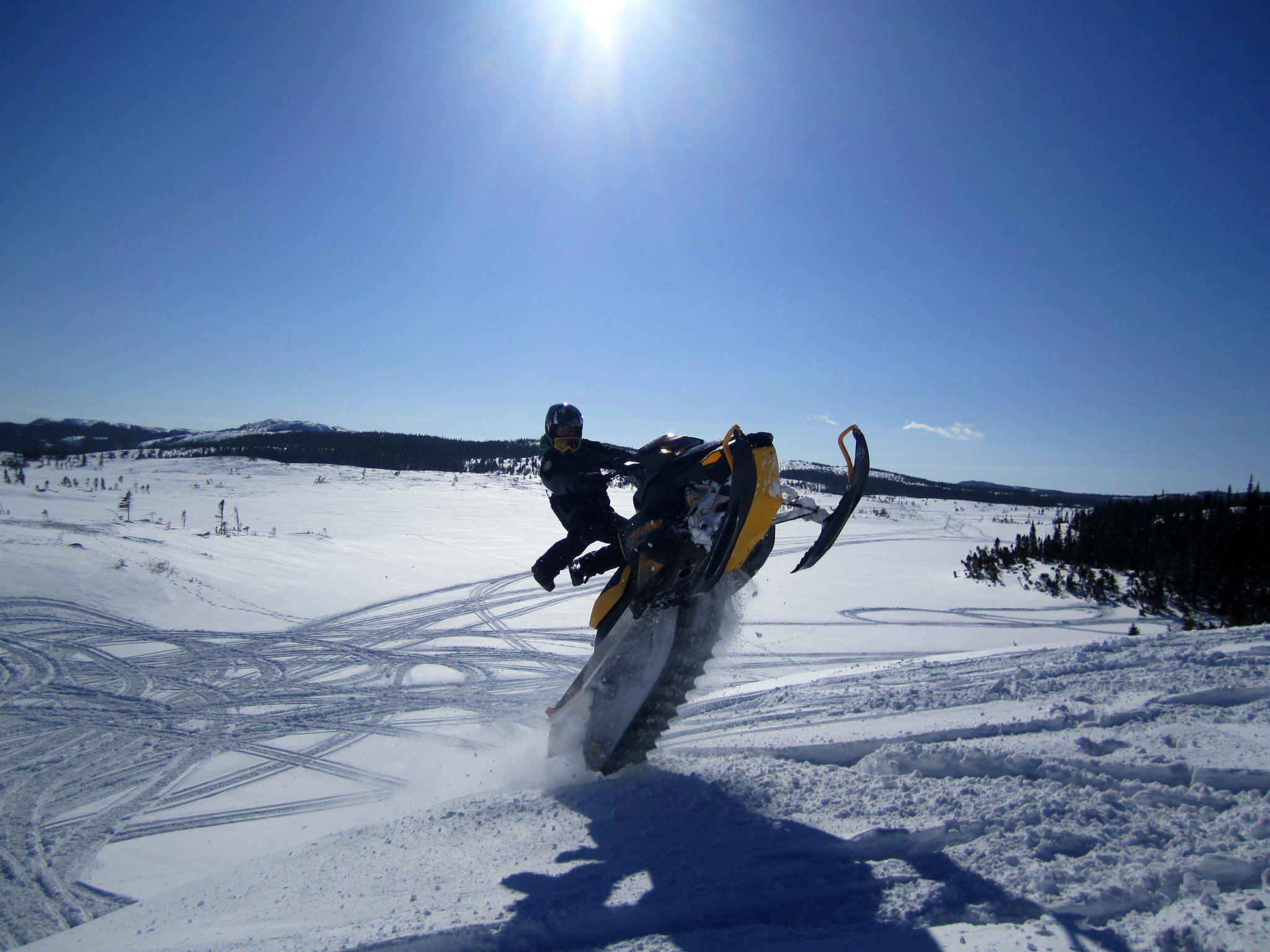 Ski Doo Arctic Cat Jokes