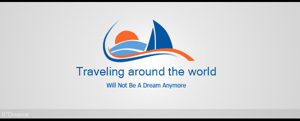 Traveling around the world - LOGO by SiMoDreams on deviantART