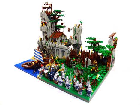 Rogue Castle