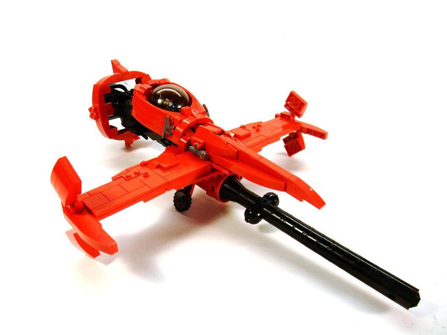Swordfish II by The-Crimson-Wolf