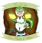Green Paladin of Voltron